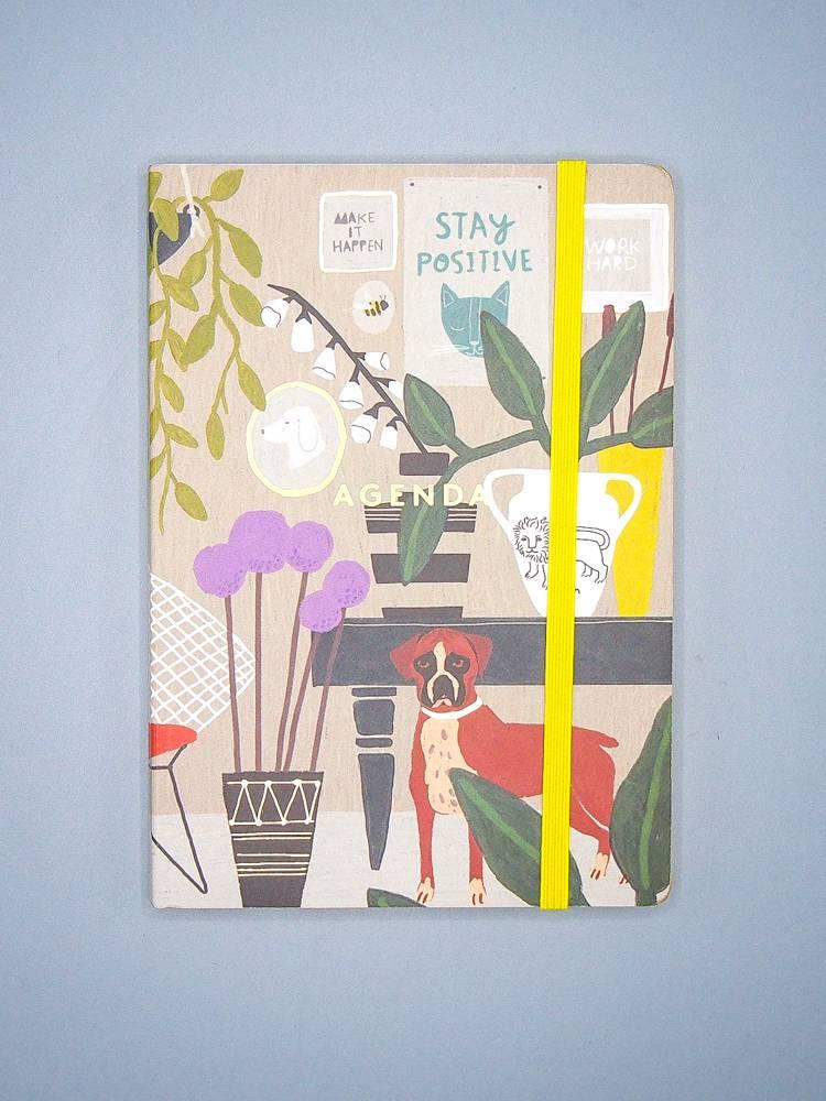 Inspired Life Undated Planner - Anne Bentley