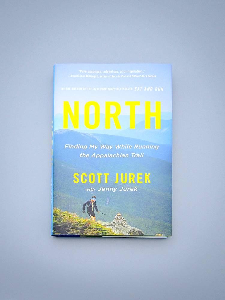 North by Scott Jurek