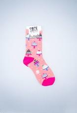 Tiers of Joy Women's Crew Sock from Sock It To Me