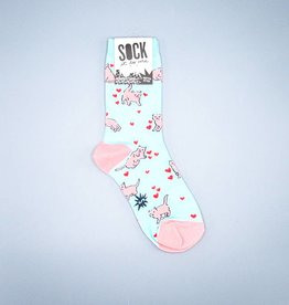 Smitten Kitten Women's Crew Sock from Sock It To Me