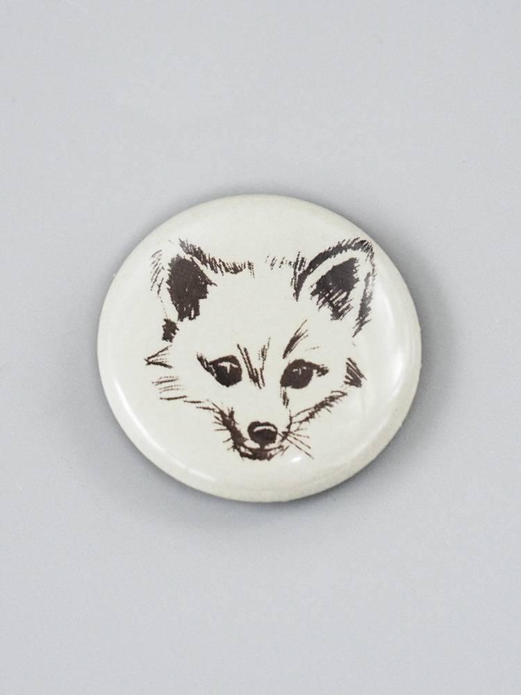 Fox Button