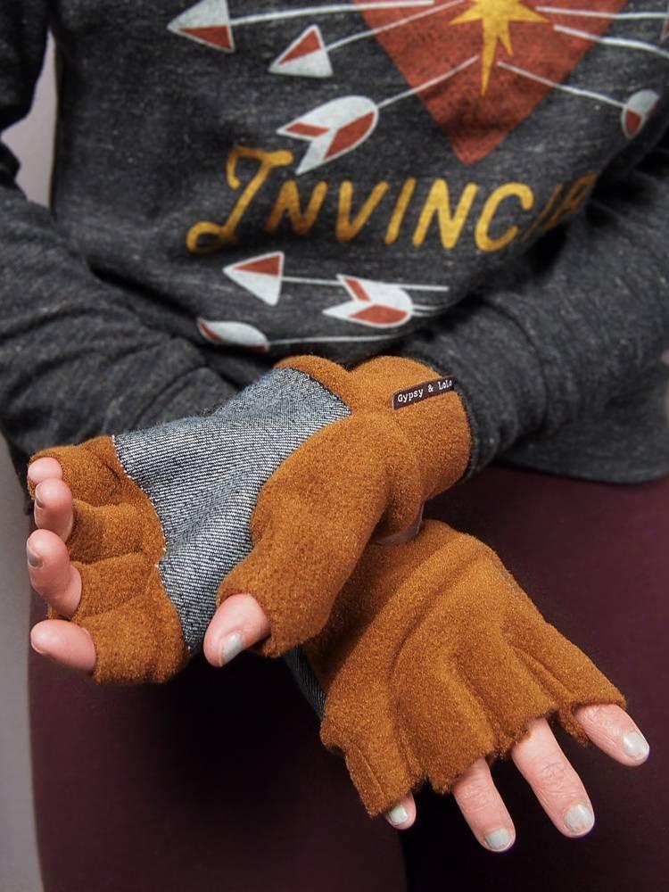 Gypsy & Lolo Nomad Fingerless Gloves