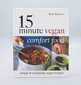 15 Minute Vegan Comfort Food by Katy Beskow
