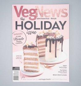 VegNews Magazine Nov/Dec. 2018 - The Holiday Issue
