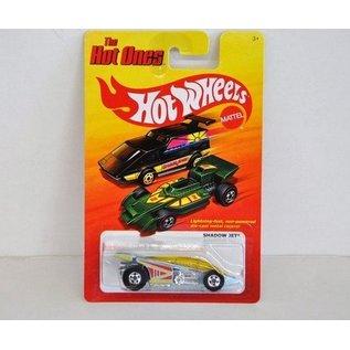 Hot Wheels HW Shadow Jet Blue Hot Ones Mattel 1:64 Diecast