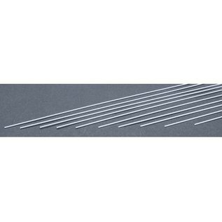 Evergreen Scale Models .030 Dimensional Plastic Strips - White - Evergreen