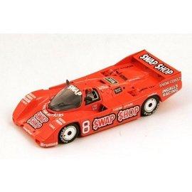 Spark Models 1985 Porsche 962 #8 Winner Sebring 12 Hours Spark 1:43