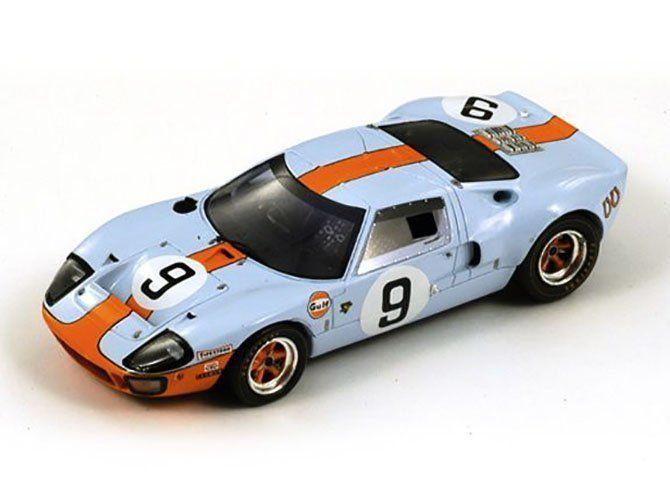 Spark Models Ford GT40 #9 Le Mans 1968 Winner Rodriguez/Bianchi Spark 1  sc 1 st  Prestige Hobbies & Spark Models Ford GT40 #9 Le Mans 1968 Winner Rodriguez/Bianchi ... markmcfarlin.com