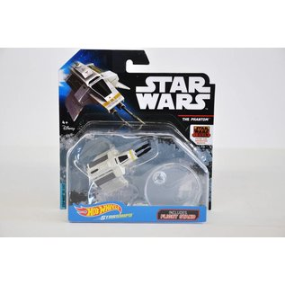 Hot Wheels Mattel Hot Wheels Star Wars The Phantom With Flight Stand Die Cast Model Replica