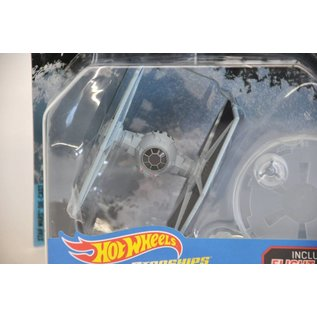 Hot Wheels Mattel Hot Wheels Star Wars Tie Fighter With Flight Stand Diecast Model Replica