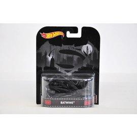 Hot Wheels Hot Wheels Retro Entertainment Batwing Batman 1:64 Scale Diecast Model