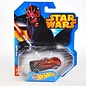 Hot Wheels HW Star Wars Darth Maul Mattel 1:64 Diecast