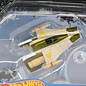 Hot Wheels Mattel Hot Wheels Star Wars A-Wing Fighter With Flight Stand Die Cast Model Replica