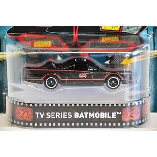 Hot Wheels Hot Wheels TV Series Batmobile Retro Ent. 1:64 Scale Diecast Model Car