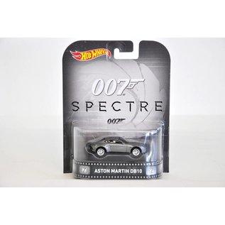 Hot Wheels Hot Wheels Aston Martin DB10 James Bond Spectre Retro Entertainment 1:64 Scale Diecast Model Car