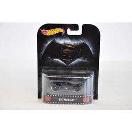 Hot Wheels Hot Wheels Batmobile Batman Vs. Superman Retro Ent. Mattel 1:64 Scale Diecast Model Car
