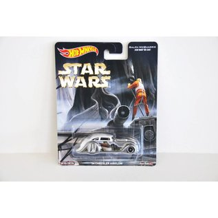 Hot Wheels Hot Wheels 1934 Chrysler Airflow Pop Culture Star Wars Mattel 1:64 Scale Diecast Model Car