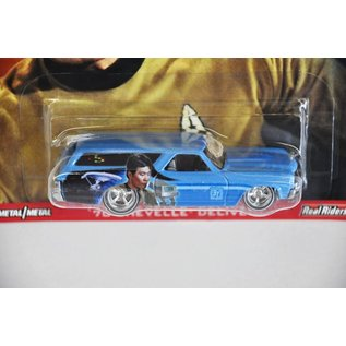 Hot Wheels Hot Wheels Star Trek 1970 Chevelle Delivery Pop Culture 1:64 Scale Diecast Model Car