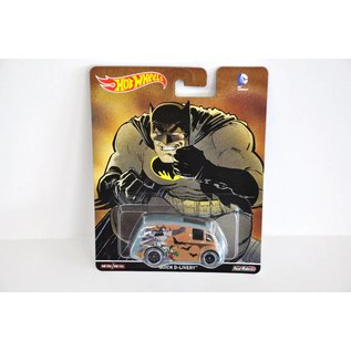 Hot Wheels Hot Wheels Pop Culture DC Comics batman Vs. Superman Quick D-Livery 1:64 Scale Diecast Model Car