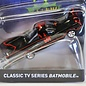 Hot Wheels Hot Wheels Batman Classic TV Series Batmobile 1:50 Scale Diecast Model Car