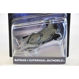 Hot Wheels Hot Wheels Batman Vs. Superman Batmobile 1:50 Scale Diecast Model Car