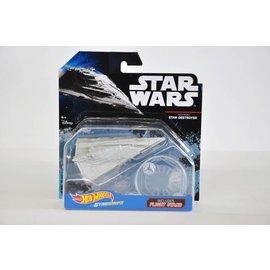 Hot Wheels Mattel Hot Wheels First Order Star Destroyer With Flight Stand