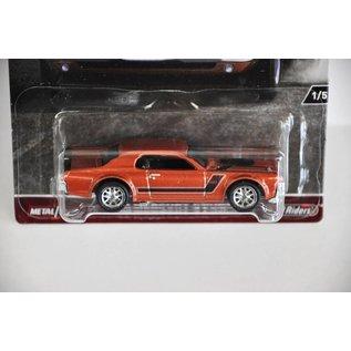 Hot Wheels Hot Wheels Car Culture Redliners 1968 Mercury Cougar Copper 1:64 Scale Diecast Model Car