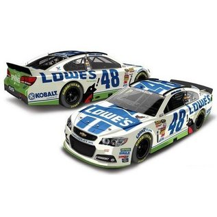 Action Racing Collectibles 2014 Chevy SS #48 Lowes Its Spring Jimmie Johnson Action 1:64 Diecast