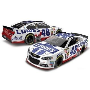 Action Racing Collectibles 2014 Chevy SS #48 Lowes Valspar Jimmie Johnson Action 1:64 Diecast