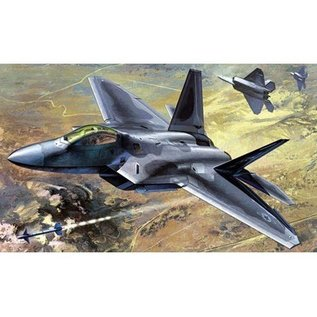 Academy Model F22-A Air Dominance Fighter - Academy - 1:48 Plastic Kit