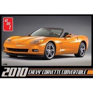AMT 2010 Chevy Corvette Convertible - AMT- 1:25 Scale Plastic Kit