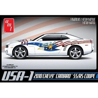 AMT 2010 Camaro Coupe USA 1 AMT 1:25 Plastic Kit