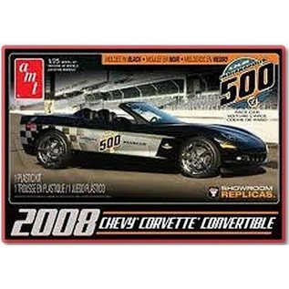 AMT 2008 Chevy Corvette Indy Pace Car AMT 1:25 Plastic Kit