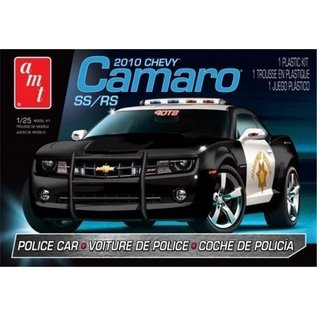 AMT 2010 Chevy Camaro SS-RS Police Car AMT 1:25 Plastic Kit