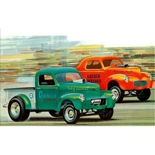 AMT 1940 Willys Truck AMT 1:25 Plastic Kit