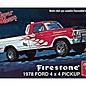 AMT 1978 Firestone Ford 4X4 Pickup AMT 1:25 Plastic Model Kit