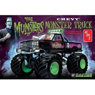 AMT The Munsters Chevy Monster Truck AMT 1:25 Plastic Model Kit
