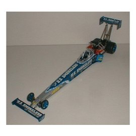 Auto World 2009 Spencer Massey US Smokeless Tobacco Top Fuel Dragster Auto World 1:24 Diecast Car