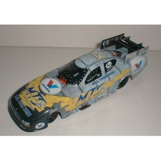 Auto World Jack Beckman MTS - Valvoline Funnycar - 1:24 Scale Diecast Car