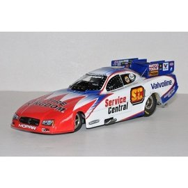 Auto World 2011 Johnny Gray Service Central Funny Car Auto World 1:24 Diecast Car