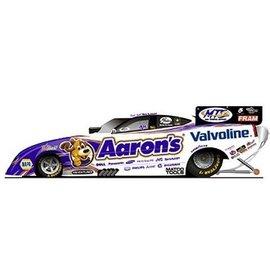 Auto World 2011 Aarons NHRA Funny Car J. Beckman AW 1:24