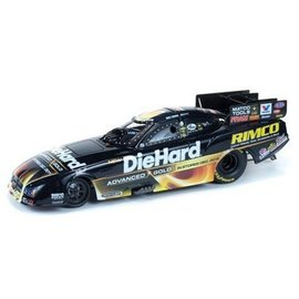 Auto World 2011 Matt Hagan DieHard NHRA Funny Car AW 1:24 Diecast