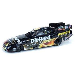 Auto World 2011 Matt Hagan DieHard NHRA Funny Car AW 1:24 Diecast