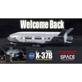 Dragon Models X-37B Orbital Test Vehicle - Dragon - 1:72 Diecast Model