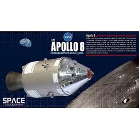 Dragon Models NASA Apollo 8 Command Service Module - Dragon - 1:72 Diecast