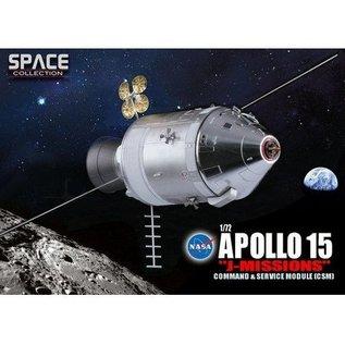 Dragon Models Apollo 15 J Mission CSM Dragon 1:72 Diecast