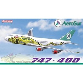 Dragon Models Aerosur 747-400 Super Torisimo CP2603 Dragon 1:400 Diecast