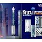 Dragon Models Delta II Rocket USAF GPS-IIR-16 Dragon 1:400 Diecast