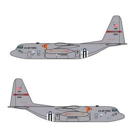 Dragon Models DC C-130 H Hercules 179th Airlift 60th Anniversary Dragon 1:400 Diecast