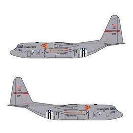 Dragon Models DC C-130 H Hercules 179th Airlift 60th Anniversary Dragon 1:400 Diecast
